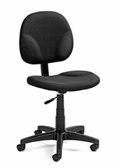 Boss Ergonomic Office Chair in Black - B9090-BK