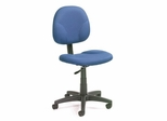 Boss Ergonomic Office Chair in Blue - B9090-BE