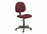 Boss Ergonomic Office Chair in Burgundy - B9090-BY