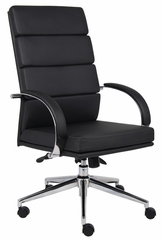 Boss Executive Chair in Black - B9401-BK