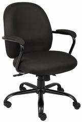 Boss Heavy Duty Task Chair in Black - B670-BK