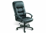 Boss Leather Office Chair - B-7301