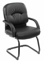 Boss Leather Office Chair - B-7409