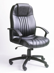 Boss Leather Office Chair - B-7641