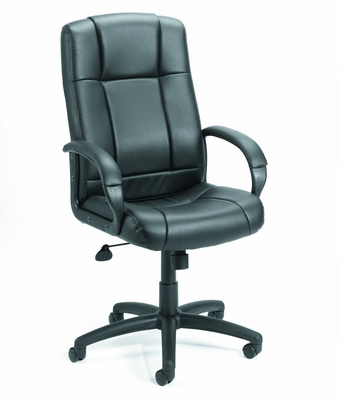 Boss Leather Office Chair - B-7901