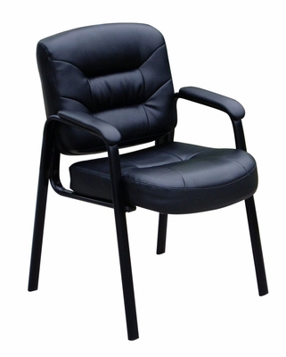 Boss Leather Office Chair - B7509