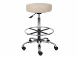 Boss Medical/Drafting Stool in Beige - B16240-BG