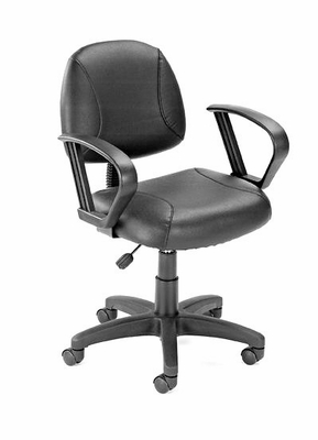 Boss Posture Chair in Black - B307
