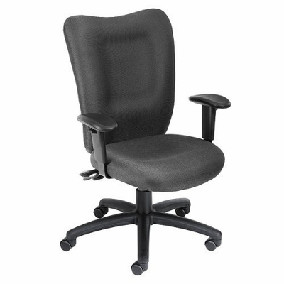 Boss Task Chair in Grey - B2007-GY