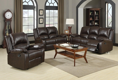Boston 3PC Sofa, Loveseat and Recliner Set - 600971