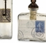 Bottles with Fleur De Lis Stopper (Set of 3) - IMAX - 27571-3