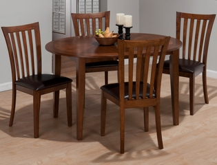 Bowser Birch 5 Piece Kitchen Dining Set - 487-54