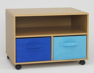 Boy's TV Cart in Beech - 4D Concepts - 12310