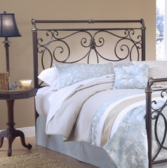 Brady King Headboard with Frame - Hillsdale Furniture - 1643HKR