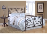 Brady King Size Bed - Hillsdale Furniture - 1643BKR