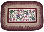 Braided Hook Collection 5'x8' Vineyard - Rhody Rug - SYIB-70258VI