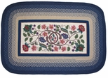 Braided Hook Collection 7'x9' Williamsburg - Rhody Rug - SYIB-90279WB