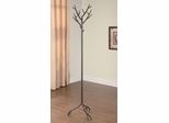 Branch Style Metal Coat Rack in Brown - 900865