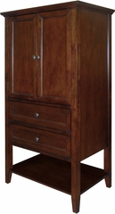 Brandy Jewelry Armoire - Lifestyle Solutions