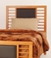 Braywick Twin Size Headboard in Light Oak
