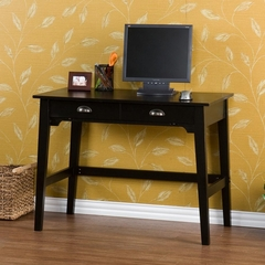 Brentwood Black Computer Desk - Holly and Martin