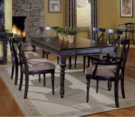 Bristol Dining Room Furniture Set 2 - Largo Furniture - 330-DSET-2