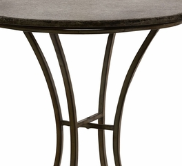 Broderick Granite Top Bar Table - IMAX - 87167