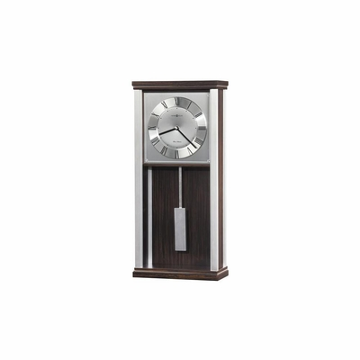 Brody Triple Chime Rectangular Wall Clock - Howard Miller