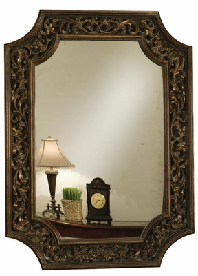 Bronze Wall Mirror - 901711