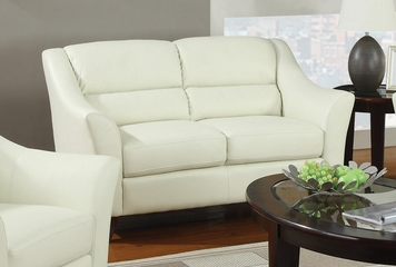 Brooklyn Casual Contemporary Loveseat - 504132