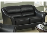 Brooklyn Casual Contemporary Loveseat - 504532