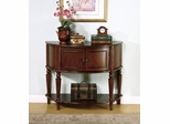Brown 2 Door Entry Table - 950059