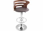 Brown Cosi Bar Stool - Lumisource