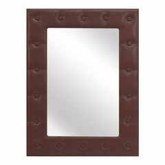 Brown Large Serpent Mirror - Lumisource