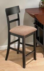 Brunette Cherry Counter Height Stool - Set of 2 - 218-BS336KD