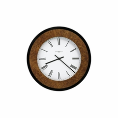 Bryce Round Wall Clock - Howard Miller
