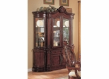 Buffet and Hutch in Cherry - Coaster - COAST-11010341