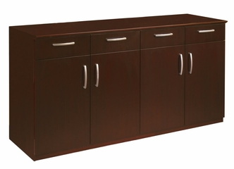 Buffet in Sierra Cherry - Mayline Office Furniture - VBCZCRY