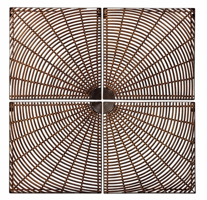 Burst Wall Decor (Set of 4) - IMAX - 12256-4
