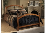 Burton Full Size Bed - Hillsdale Furniture - 1258BFR