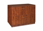 Bush Lateral File Cabinet - Cherry - LLR69433