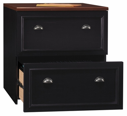 Bush Lateral File Cabinet - Fairview Collection - WC53981-03