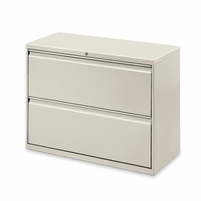 Bush Lateral File Cabinet - Gray - LLR60439