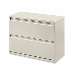 Bush Lateral File Cabinet - Gray - LLR60448