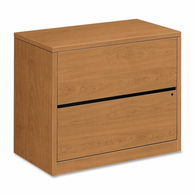Bush Lateral File Cabinet - Harvest - HON10563CC