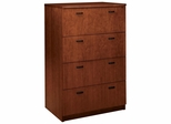 Bush Lateral File Cabinet - Henna Cherry - HONPA638XB4JJ