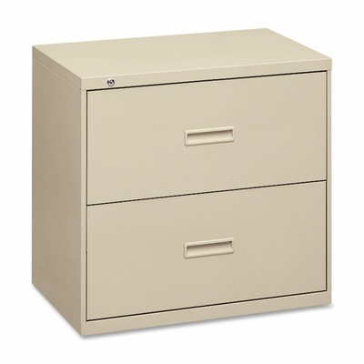 Bush Lateral File Cabinet - Putty - BSX482LL