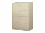 Bush Lateral File Cabinet - Putty - LLR60559