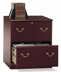 Bush Lateral File Cabinet - Saratoga Executive Collection - EX45654-03