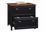 Bush Lateral File Cabinet - Stanford Collection - WC53984
